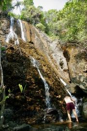 Sabang Wasserfall