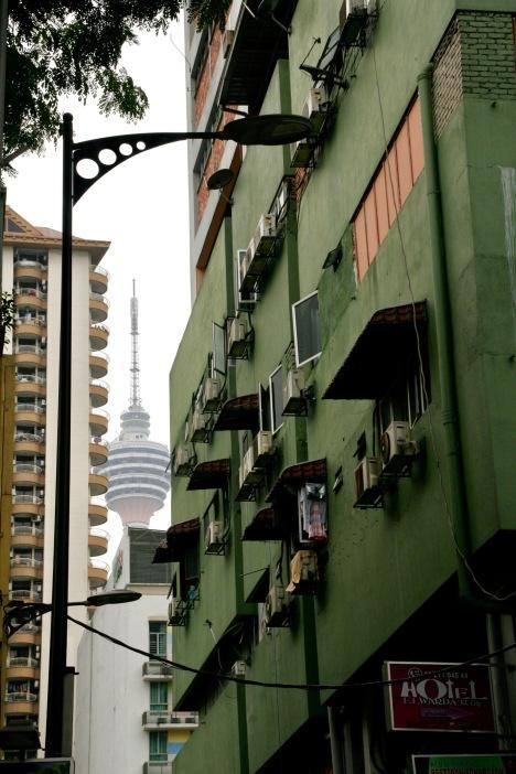 Skytower von Kuala Lumpur
