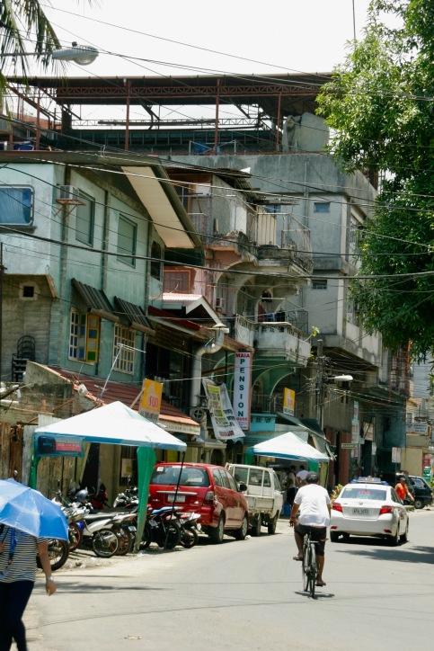 Straßen in Cebu City