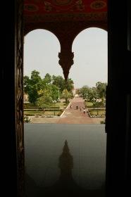 Tempelanlage in Vientiane, Laos