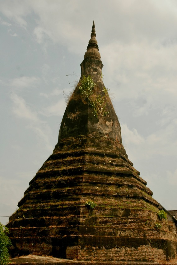 That Dam (Black Stupa)