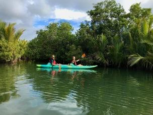 Tour mit KayakAsia auf Bohol