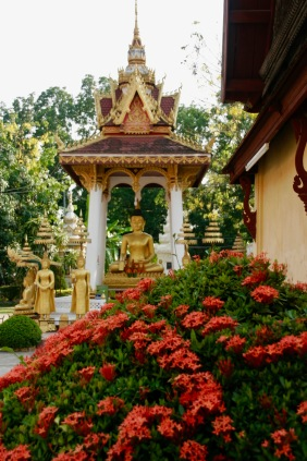 Wat Sisaket in Vientiane