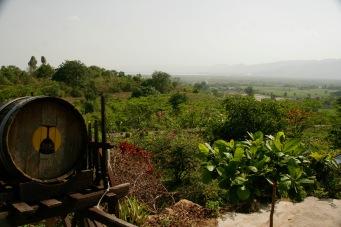 Ausblick beim Red Mountain Winery Estate