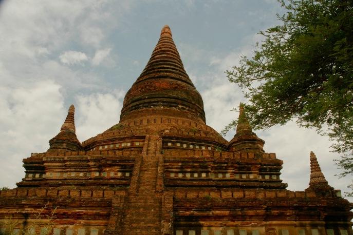 Buledi Tempel in Bagan