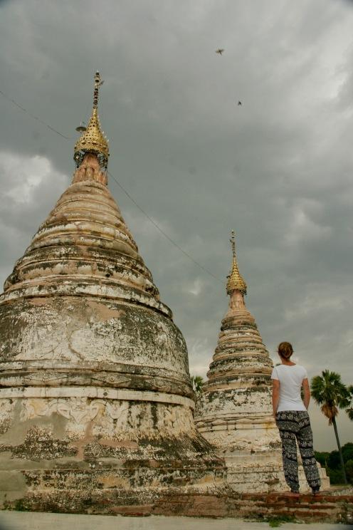 Htilominio Tempel in Bagan