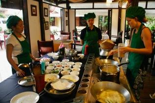 Kochen mit den Profis in Luang Prabang
