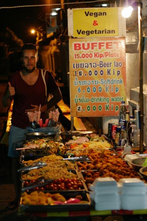 Leckeres Buffet für 1,50€ pro Person