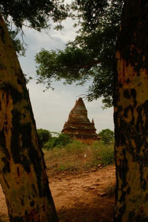 Namenloser Tempel in Bagan