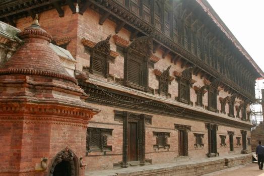 Palast der 55 Fenster in Bhaktapur