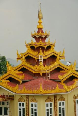 Phaung Daw Oo Pagode am Inle See