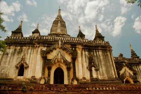Shwegu Gyi Tempel in Bagan