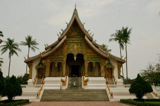 Wat Mai beim Nationalmuseum in Luang Prabang