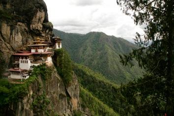 Baukunst der Extraklasse in Bhutan