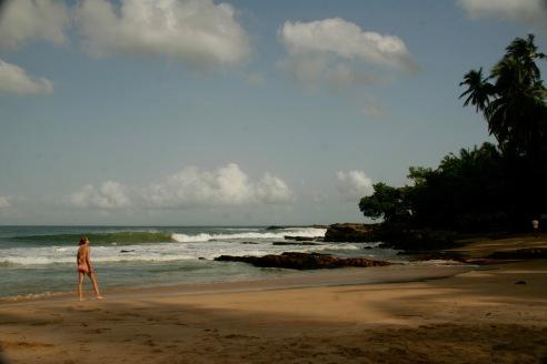 Kleiner Goyambokka Strand bei Tangalle