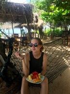 Leckere Früchte im Cinnabar Resort