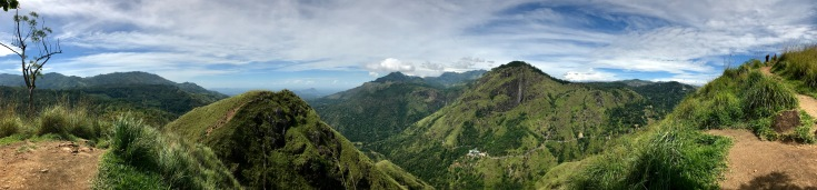Panorama vom Little Adam's Peak
