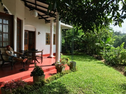 Pearl House - tolle Unterkunft in Kandy
