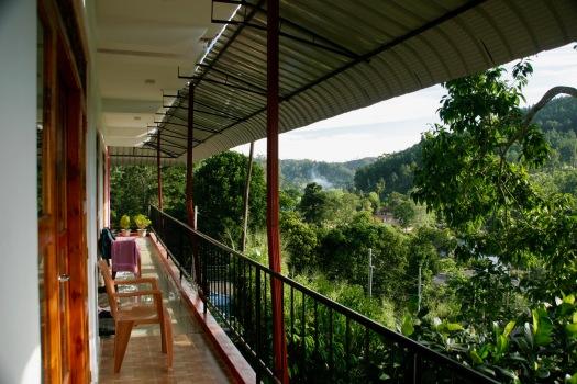 The Rock Face Hotel in Ella mit schönem Ausblick
