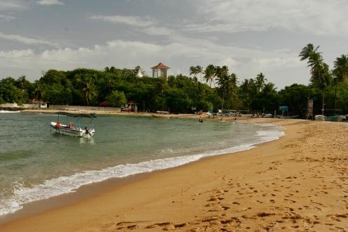 Unawatuna Strand bei Galle