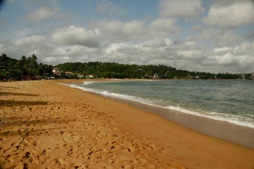 Unawatuna Strand