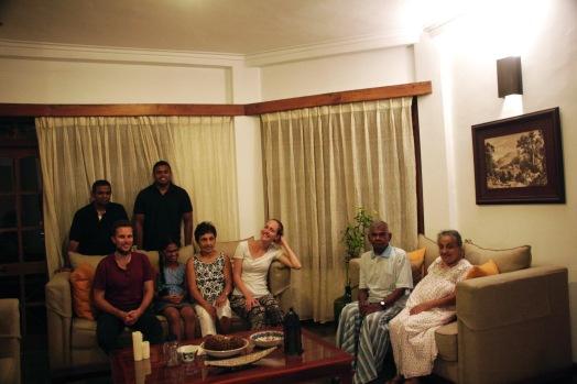 Wunderbarer Besuch bei Nelu und ihrer Familie