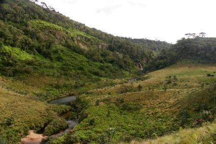 Wunderschöne Landschaft in den Horton Plains