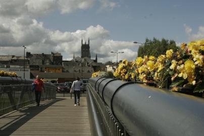 Brücke in Kilkenny