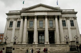 City Hall in Dublin