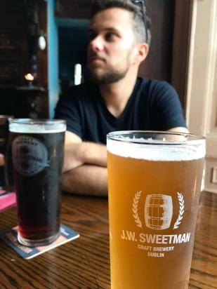 Gemütliche Atmosphäre & gutes Bier in Dubliner Pubs