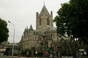 Kirchen über Kirchen in Dublin