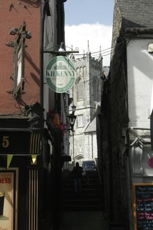 Kleine Gässchen in Kilkenny