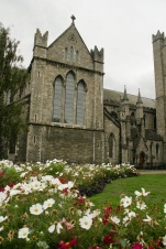 St. Patrick's Cathedral & Park in Dublin