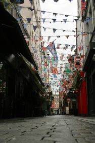 Straßen Dublins