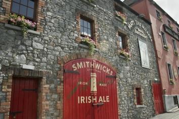 Zahlreiche Pubs in Kilkenny