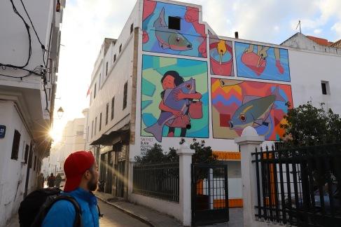 Casablanca - Street Art