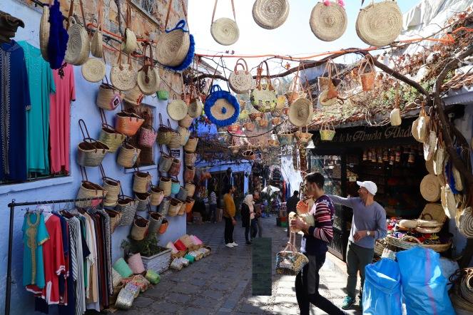 Chefchaouen - Shops
