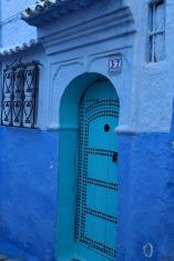 Chefchaouen - wir lieben die verschiedenen Blautöne