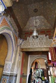 Fès - Farbenpracht in der Medina
