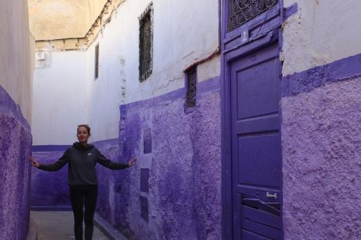 Fès - Spazieren im farbenfrohen jüdischen Viertel