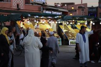 Marrakesh - Djemaa el-Fna