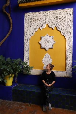 Marrakesh - Jardin de Majorelle Besuch