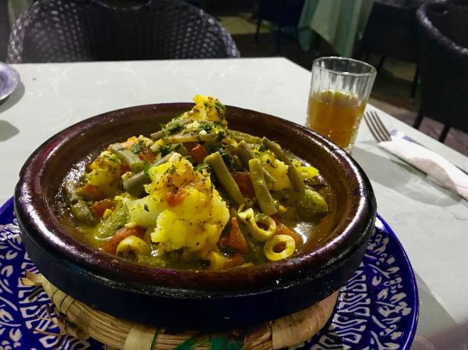 Marrakesh - Tajine