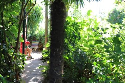 Marrakesh - Verschnaufpause im Anima Garden