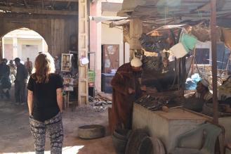 Sahara Tour - Markttag in Rissani