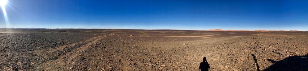 Sahara Tour - mitten im Nirgendwo