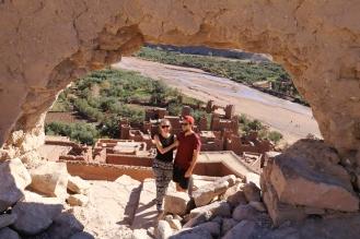 Sahara Tour - RaiMei in Ait Ben Haddou