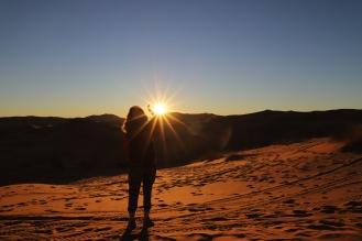 Sahara Tour - Sonnenaufgang in Erg Chebbi