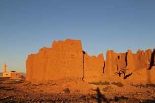 Sahara Tour - Sonnenuntergangsyoga