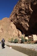 Sahara Tour - Todra Schlucht